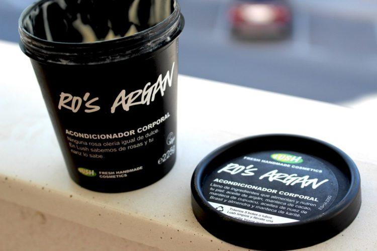 Ro´s argan: piel hidratada y suave