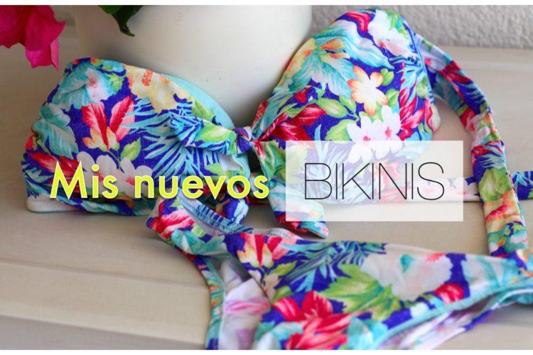 Moda: mis nuevos bikinis