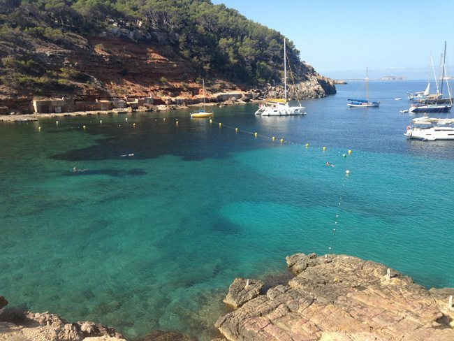 Cala salada Ibiza2