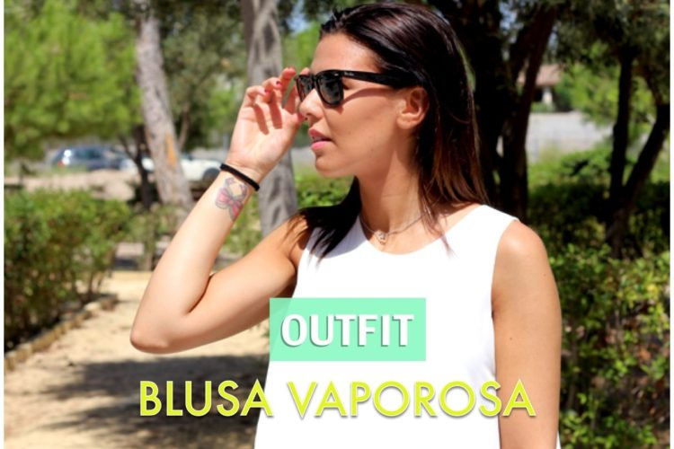 Outfit: Mi blusa vaporosa
