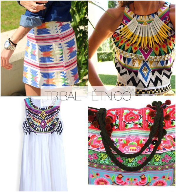 MODA TRIBAL ETNICO