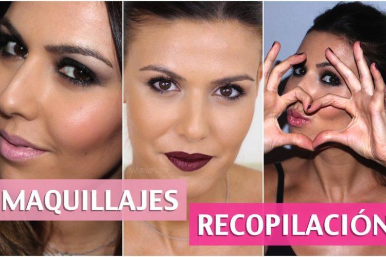 Maquillajes: recopilación