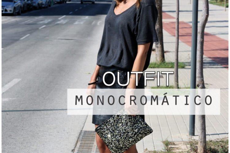 Outfit monocromático