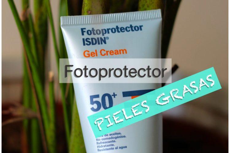 Fotoprotector gel cream 50+ de ISDIN