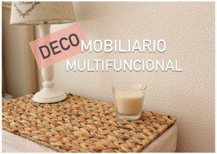 DECO: Mobiliario multifuncional