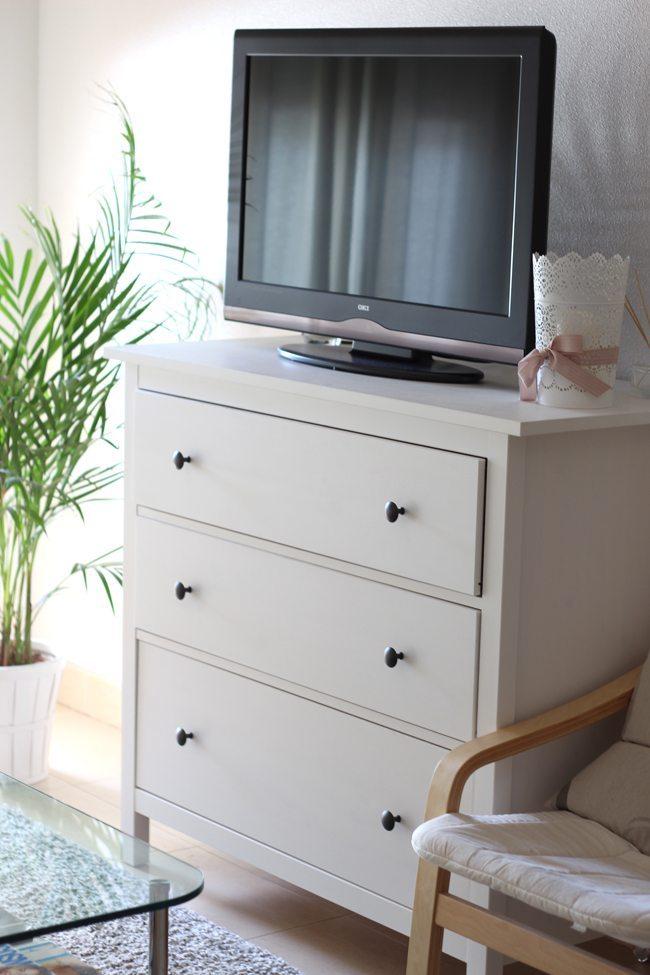 Ikea koppang mi mueble de maquillaje for Mueble de cajones ikea