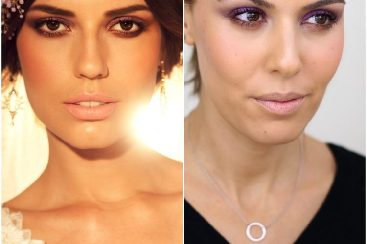 HOW TO: Maquillaje malva y bronce