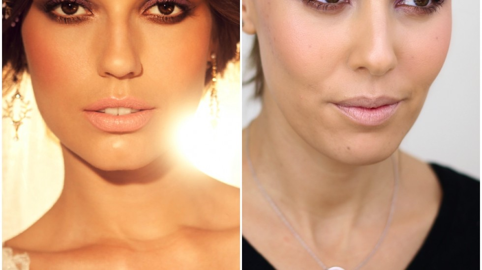 HOW TO: Maquillaje malva y bronce