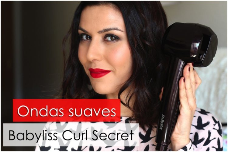 Babyliss Curl Secret: ondas suaves en media melena