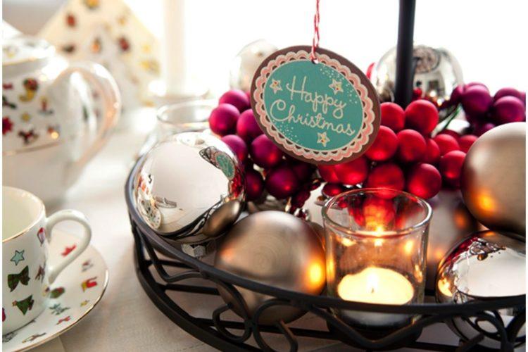 Decoración navideña: inspiración