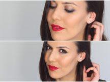 Maquillaje enero glamouroso #Glamjan