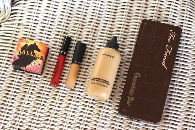 Maquillaje favorito del 2014