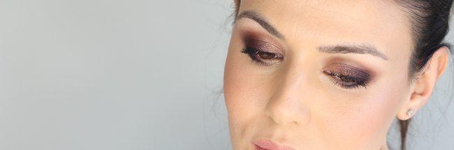 Maquillaje suave aishawari