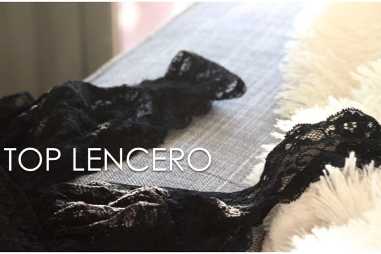 NEW IN: top lencero