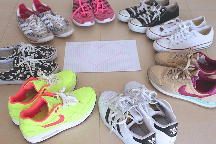 Sneakers moda aisha