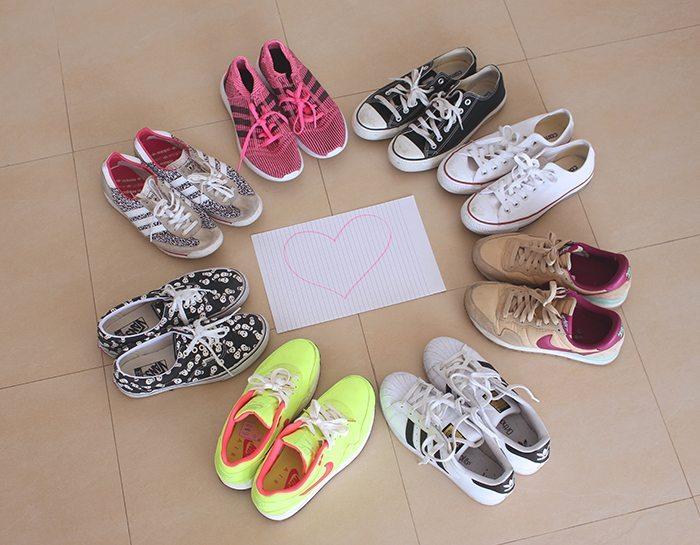 Sneakers moda