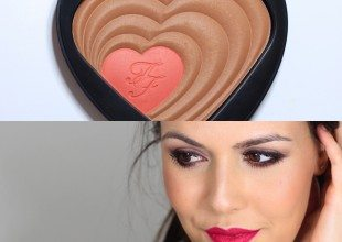 Too Faced Soul Mate blush bronzer