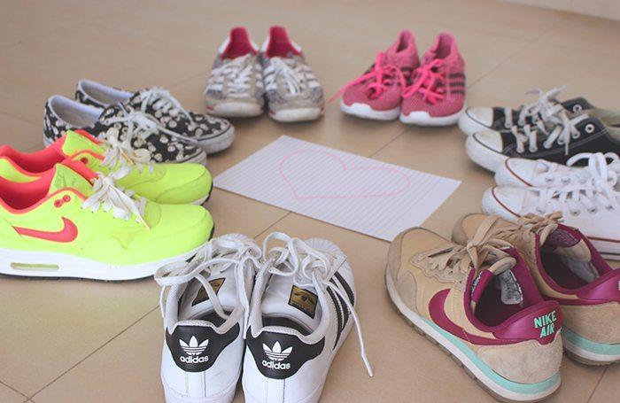 Zapatillas de deporte aishawari