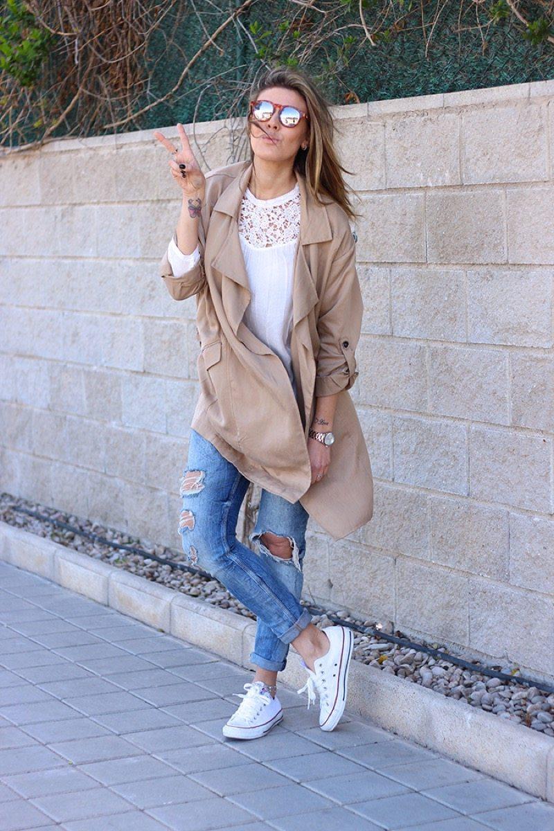 camel outfit moda