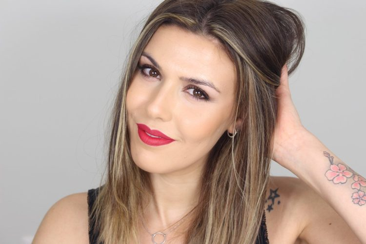 LOW COST: Mi labial rojo favorito