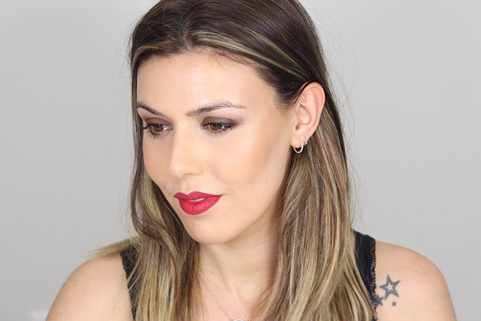 Maquillaje sexy low cost