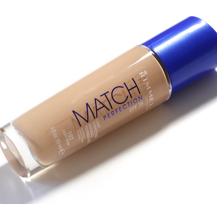 Match perfection Rimmel