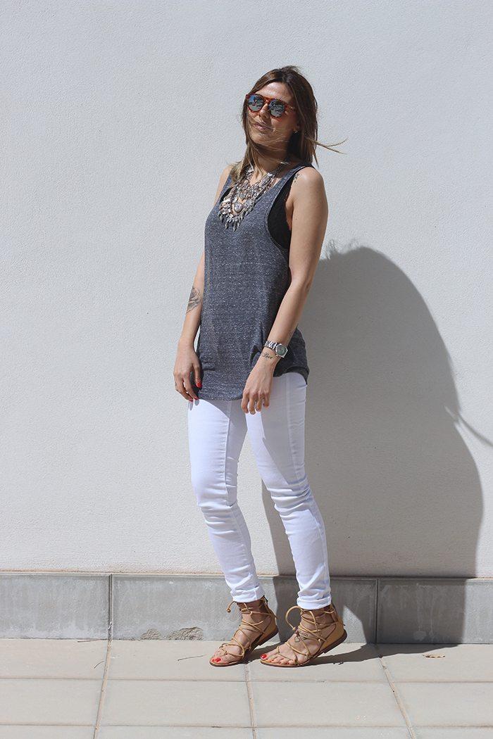 Outfit fashion moda