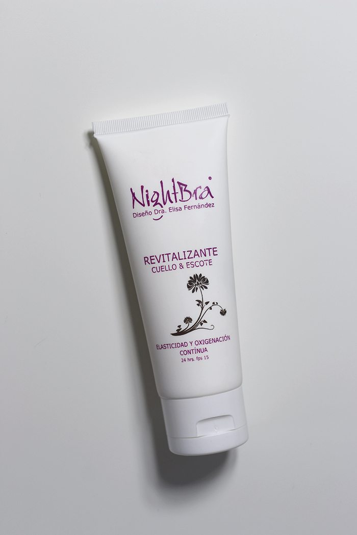 Revitalizante cuello y escote night bra 1