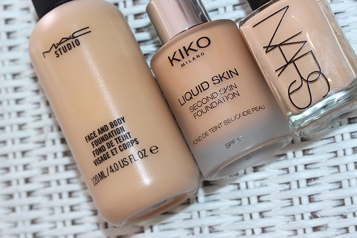 Bases de maquillaje verano
