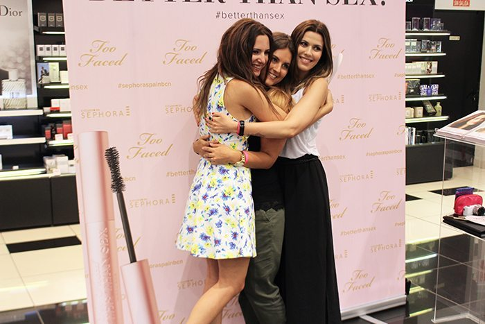 Evento Too Faced Barcelona2