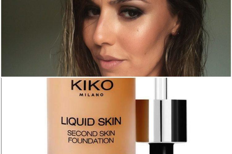 Liquid Skin foundation-KIKO