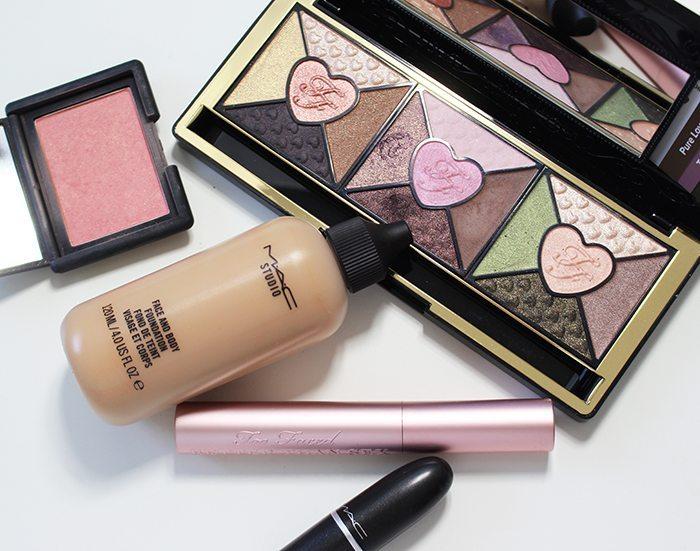 Maquillaje sexy verano1