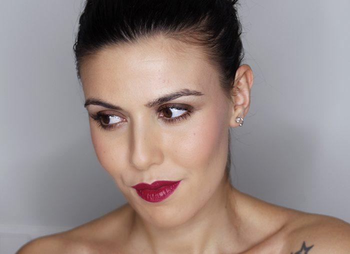 Maquillaje otoño sexy
