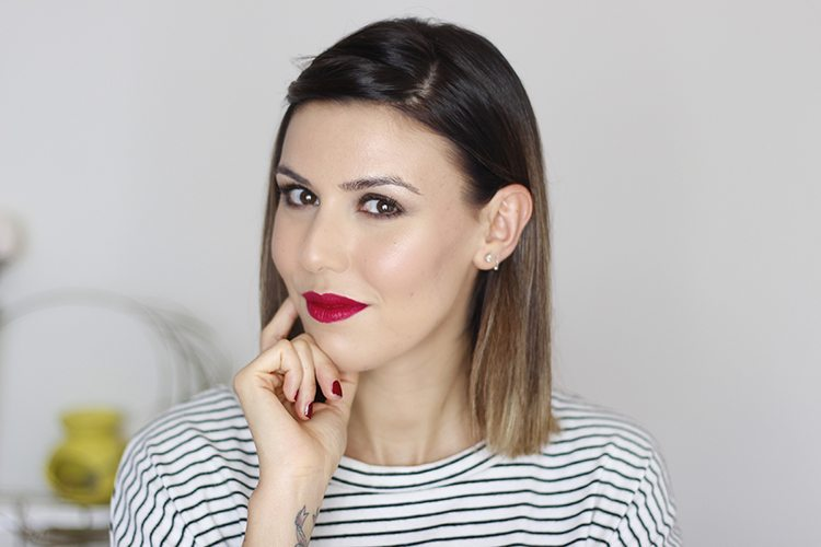Dos maneras de maquillar la piel