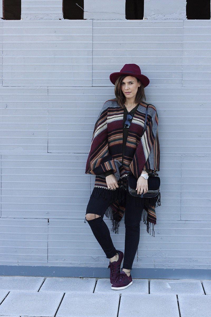 Zara outfit otono