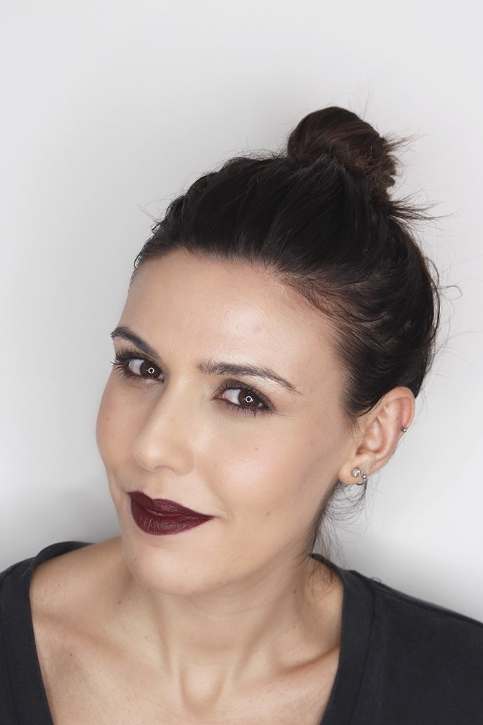 Aishawari sin lipstick