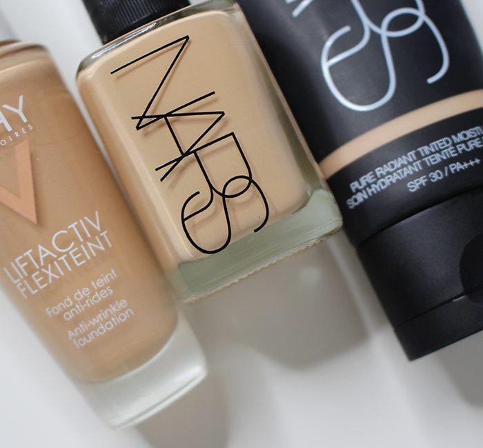 Bases de maquillaje pieles grasas