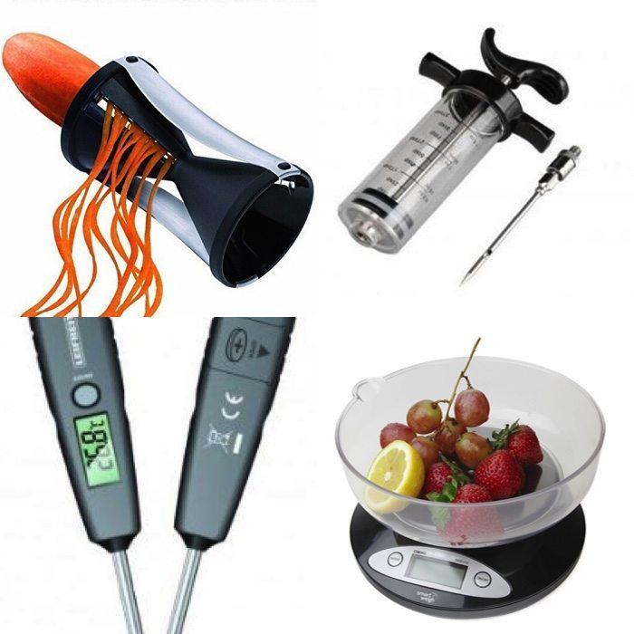 Navidad ideas de regalos para ellos for Gadgets para cocina