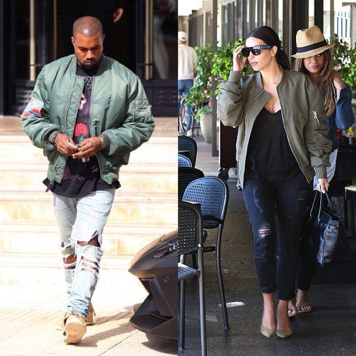 Kim kardashian bomber