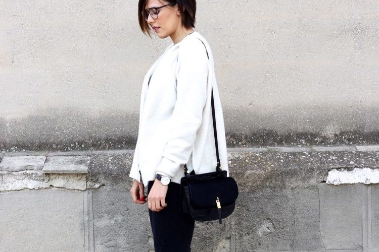MODA: black, white, grey, repeat