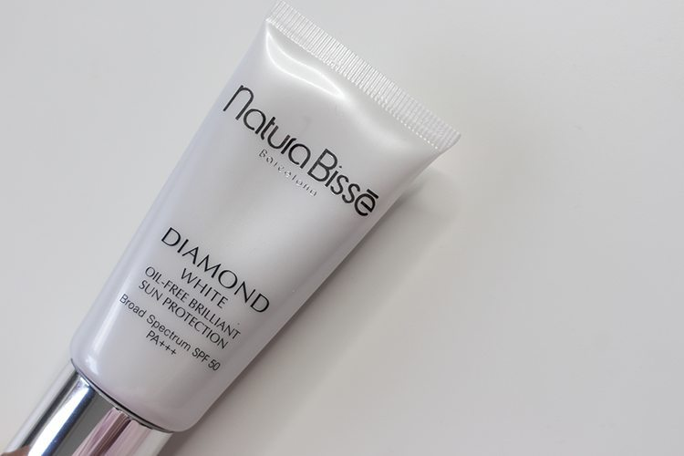 NATURA BISSÉ Diamond White oil-free brilliant SPF50