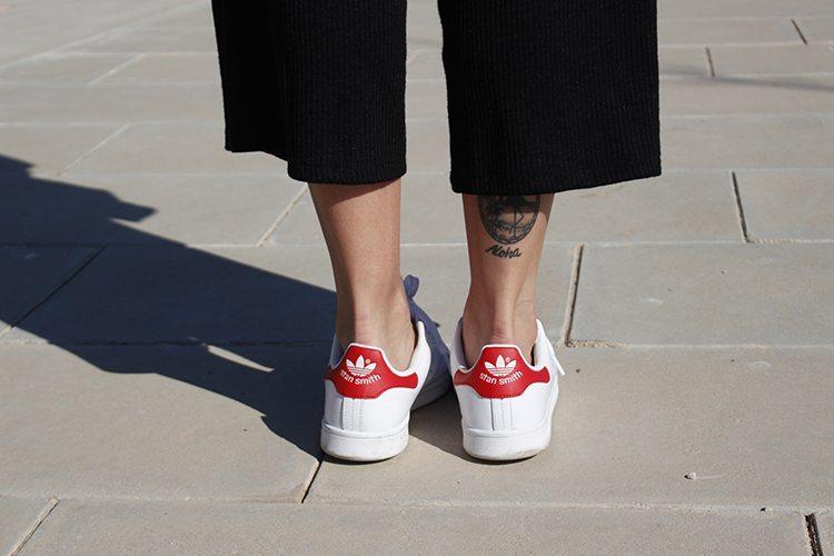 MODA: pantalón culotte