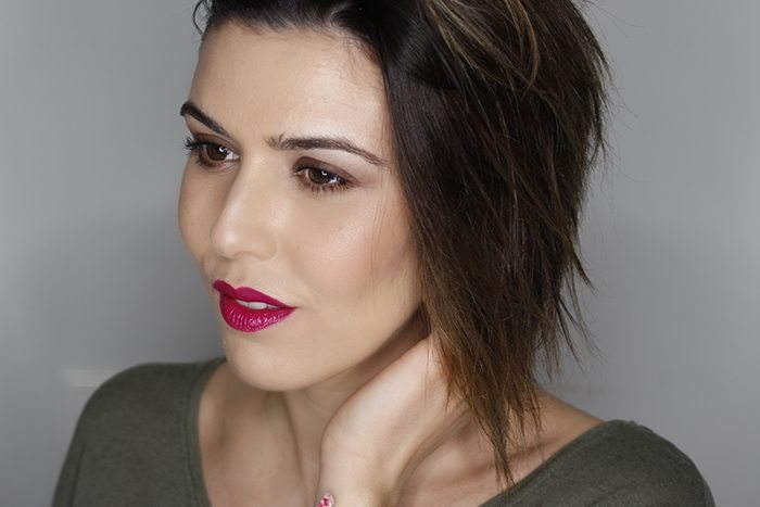Firebird lipstick Gwen Stefani