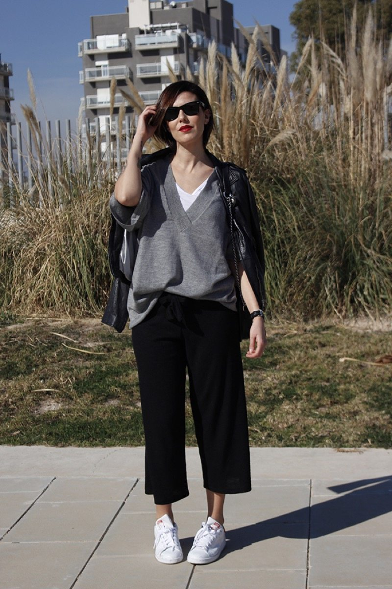 Moda pantalon culotte