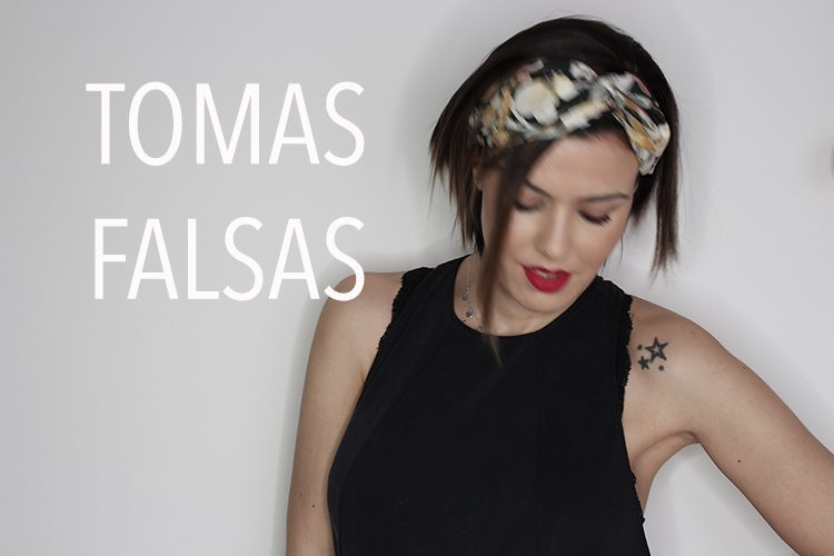 TOMAS FALSAS: maquillaje y moda
