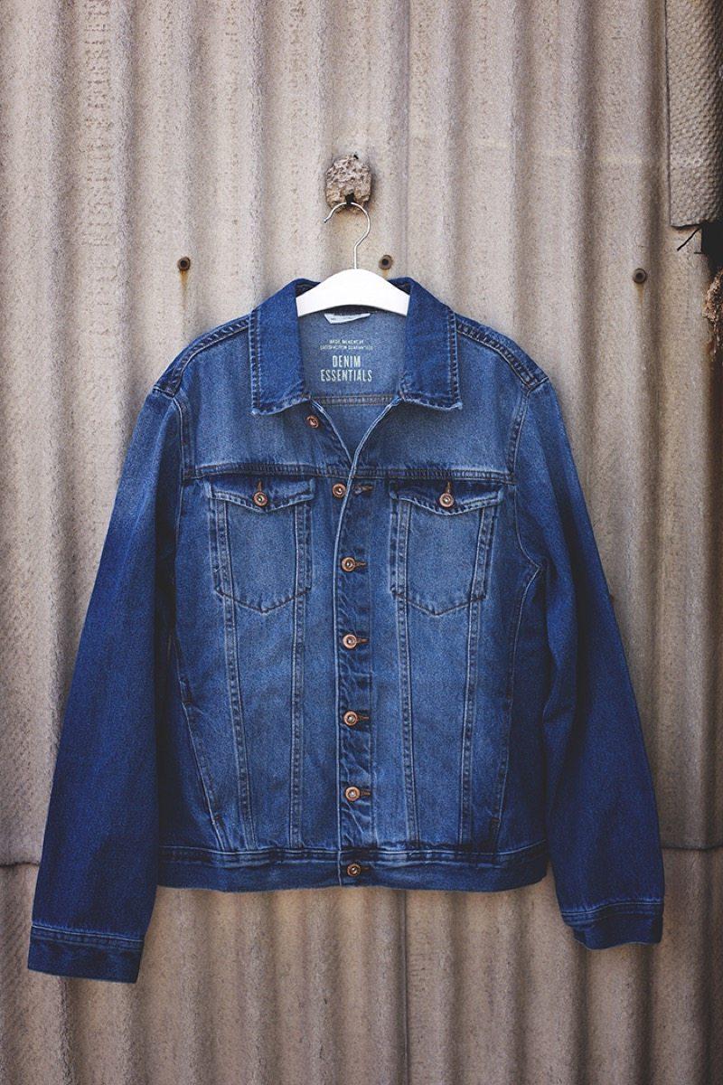 DIY chaqueta