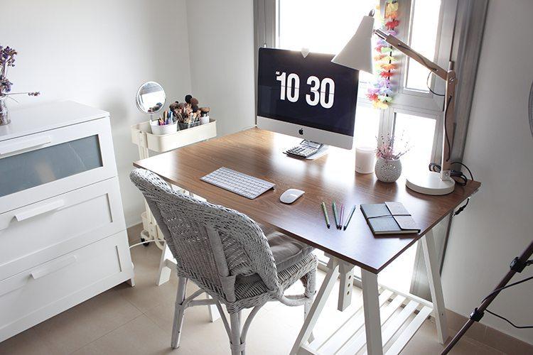 DECO: Mi nuevo escritorio