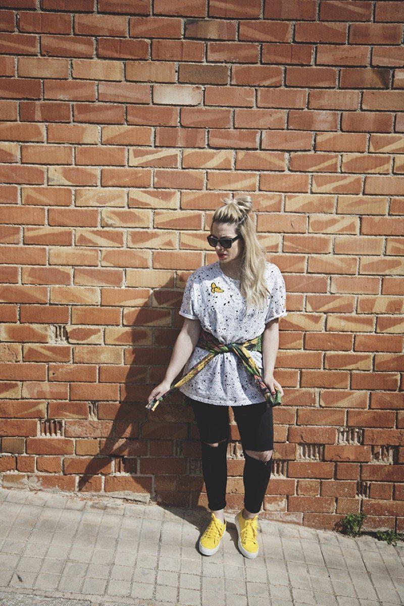 Outfit diy moda