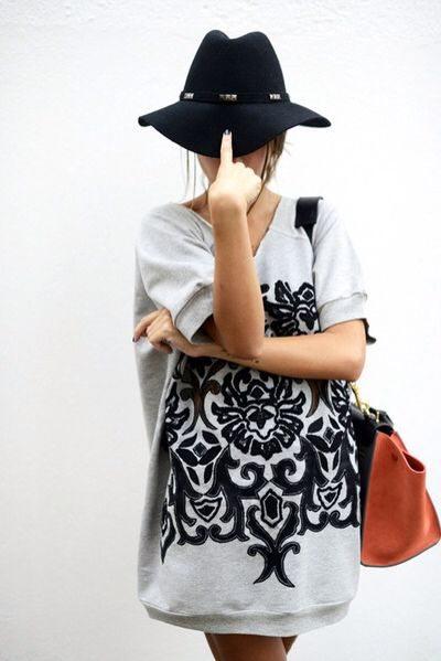Sombreros tendencia