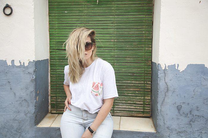 Camiseta molona